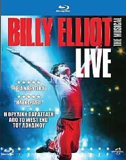 Billy Elliot the Musical Live [Blu-Ray]