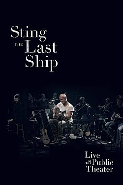 The Last Ship Live At The Public Theatre [DVD] [2014]