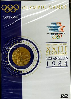 The Official Olympic Games: Los Angeles 1984 [2 DVD]