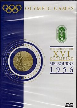 The Official Olympic Games: Melbourne 1956 [DVD]