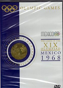 The Official Olympic Games: Mexico 1968 [DVD]