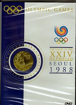 The Official Olympic Games: Seoul 1988 [DVD]