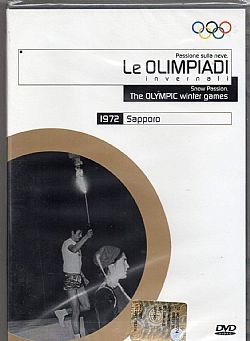 The Olympic Winter Games: Sapporo 1972 [DVD]