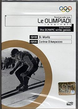 The Olympic Winter Games: St. Moriltz 1948 - Cortina D