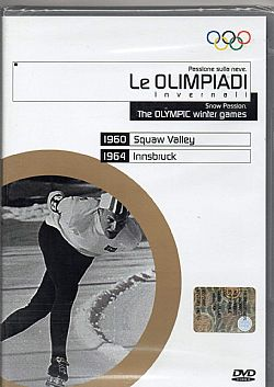 The Olympic Winter Games: Squaw Valley 1960 - Innsbruck 1964 [DVD]
