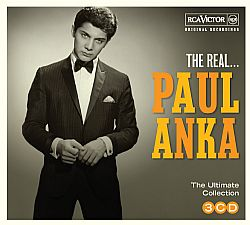 The Real Paul Anka [Box set] [3CD]