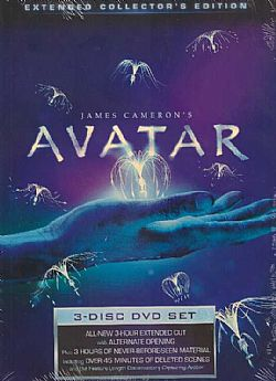 Avatar (3 Disc Extended Collector΄s Edition) (DVD)