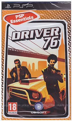 Driver 76 [PSP] [Essentials]