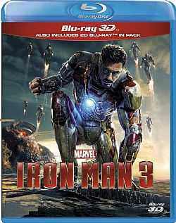 Iron Man 3 [Blu-ray 3D]+[Blu-ray]