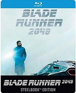Blade Runner 2049 [Blu-ray] [Steelbook]
