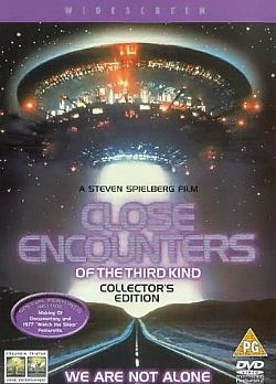 Close Encounters Of The Third Kind [2DVD] (Special Edition) (Μεταχειρισμένο)