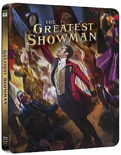 The Greatest Showman [Blu-ray] [Steelbook]