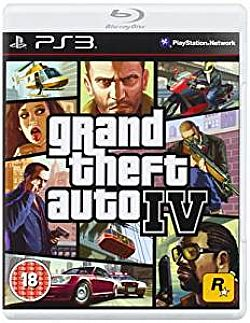 Grand Theft Auto IV [PS3] Μεταχειρισμενο