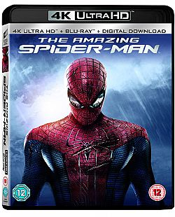 The Amazing Spider-Man [4K Ultra HD + Blu-ray]
