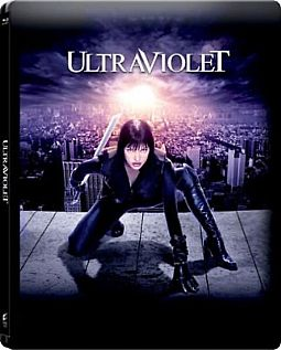 Ultraviolet [Blu-ray] Steelbook]